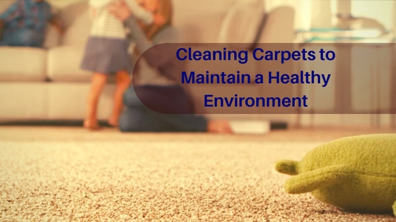 clean your carpets before the holidays
