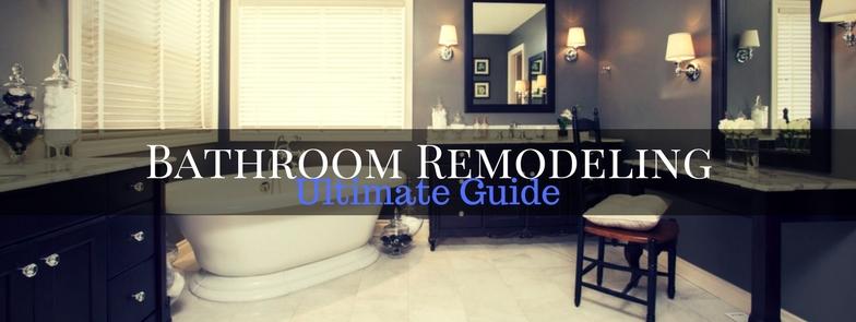 home bathroom remodeling guide